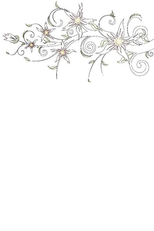 Раскраски узоры для открытки